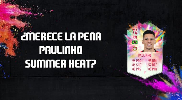 Imagen de FIFA 20: ¿Merece la pena Paulinho Summer Heat? + Solución de su SBC
