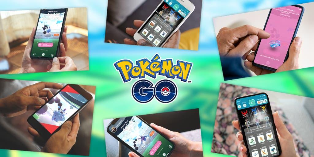Pokémon GO Incursiones Remotas