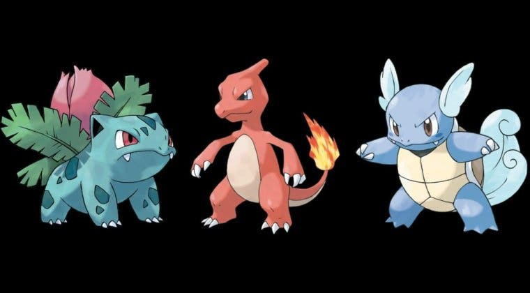 Imagen de Elige al mejor Pokémon inicial: ¿Ivysaur, Charmeleon o Wartortle?