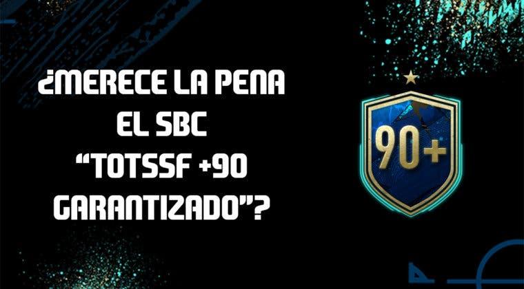 "Imagen de FIFA 20: ¿Merece la pena el SBC ""TOTSSF +90 garantizado""? (14/08/2020)"