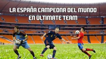 Imagen de FIFA: recordando la España del Mundial 2010 con las mejores cartas en Ultimate Team de los veintitrés campeones