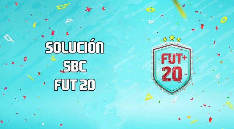 Imagen de FIFA 20: solución al SBC 'FUT 20'