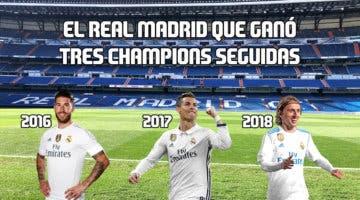 Imagen de FIFA 20: el Real Madrid que ganó tres Champions seguidas en Ultimate Team