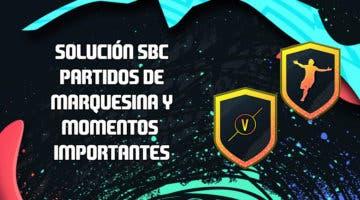 Imagen de FIFA 20: solución a los SBC's 'Partidos de Marquesina' y 'Momentos importantes'
