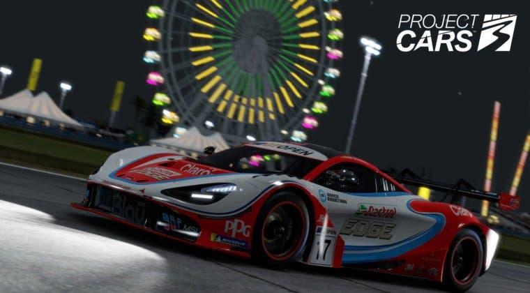 Imagen de Project CARS 3 estrena nuevo tráiler y requisitos recomendados