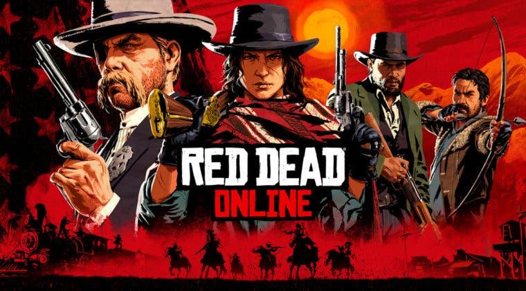 Imagen de Los usuarios de Red Dead Online protestan por la falta de contenido vistiéndose de payasos