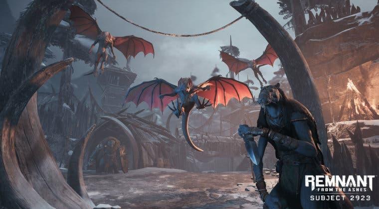 Imagen de Subject 2923, el último DLC de Remnant: From the Ashes, fecha su lanzamiento con un tráiler