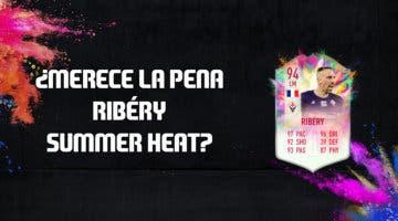 Imagen de FIFA 20: ¿Merece la pena Franck Ribéry Summer Heat? + Solución de su SBC