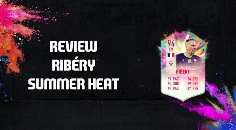 Imagen de FIFA 20: review de Ribéry Summer Heat
