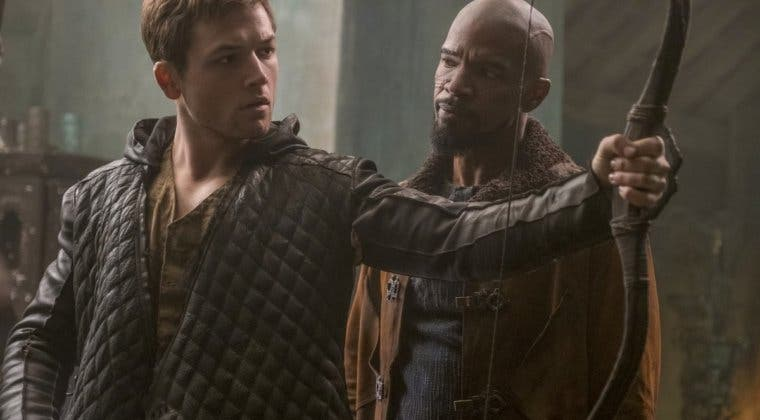 Imagen de La versión peor valorada de Robin Hood está arrasando en Netflix