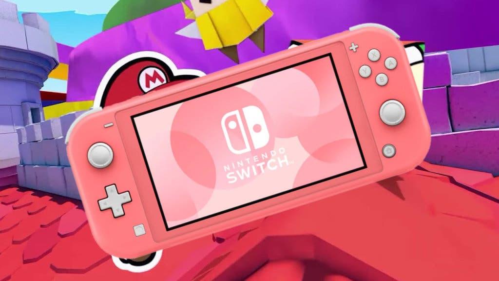 Refuerzan Nintendo Switch Pro en 2021 con 4K y nuevos juegos