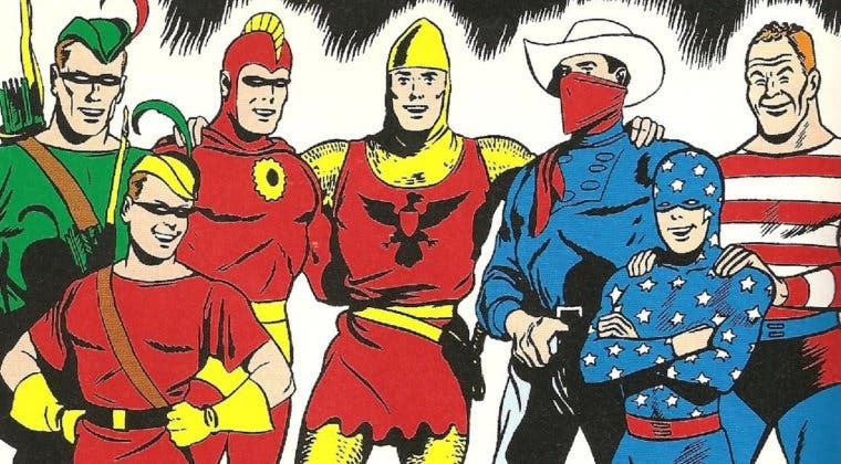 Imagen de Stargirl: Así es Shining Knight, el nuevo personaje de la serie de HBO