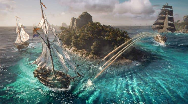 """Imagen de El desarrollo de Skull & Bones marcha """"muy bien""""; Ubisoft emplaza su ventana de lanzamiento"""