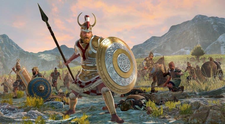 Imagen de Total War Saga: TROY fue adquirido 7.5 millones de veces durante su estreno gratuito