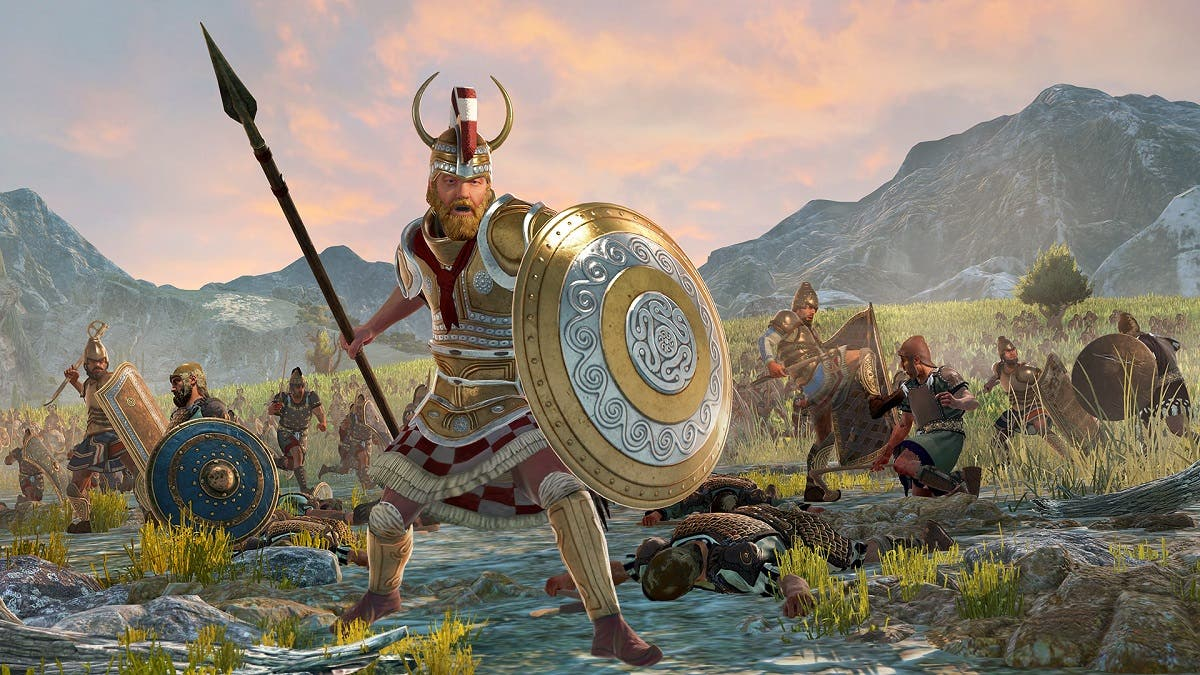 Total War Saga: TROY fue adquirido 7.5 millones de veces durante ...