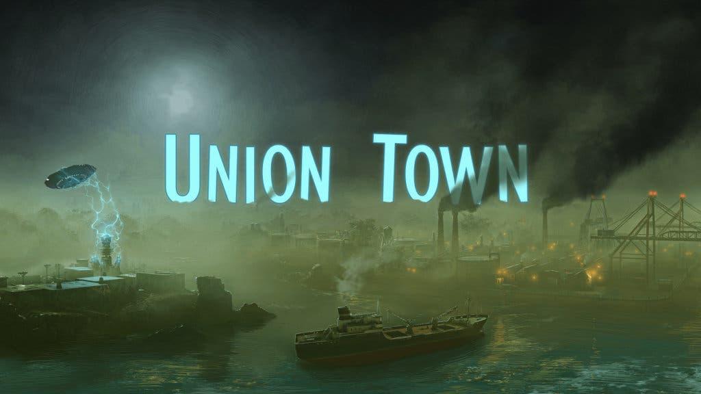 Union Town tiny