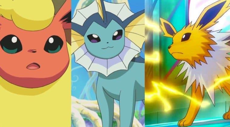 Imagen de Así son los nuevos Funko Pop de Pokémon de las evoluciones de Eevee