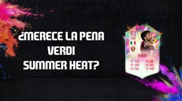 Imagen de FIFA 20: ¿Merece la pena Verdi Summer Heat? + Solución de su SBC