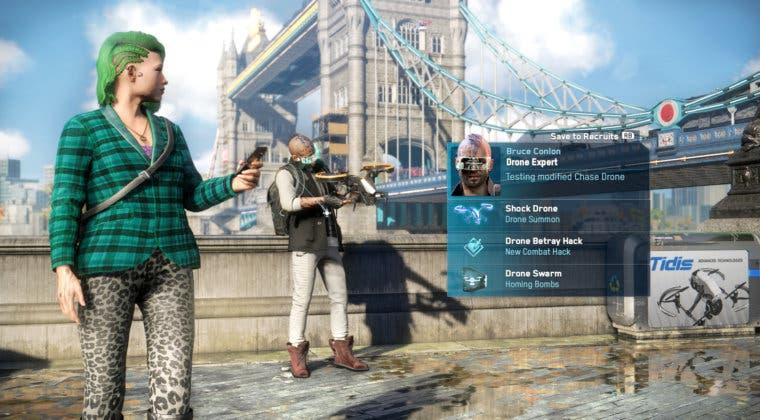 Imagen de Ubisoft utilizó el retraso de Watch Dogs: Legion para mejorar su mecánica más importante