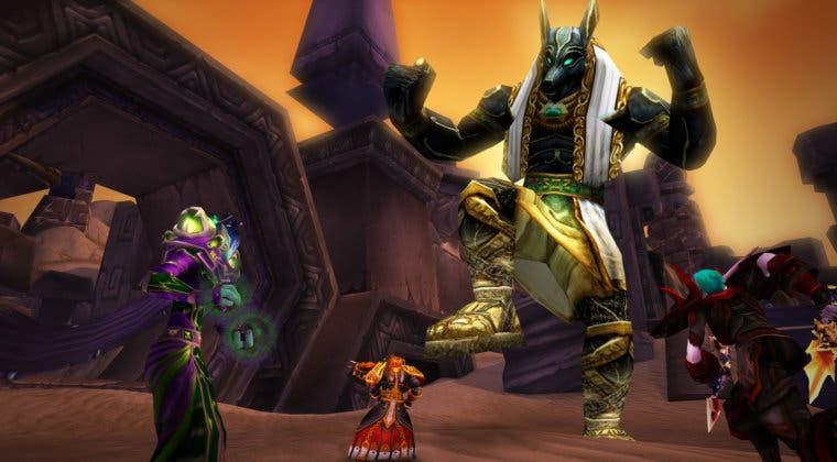 Imagen de Las Puertas de Ahn'Qiraj llegará a World of Warcraft Classic a finales de este mes