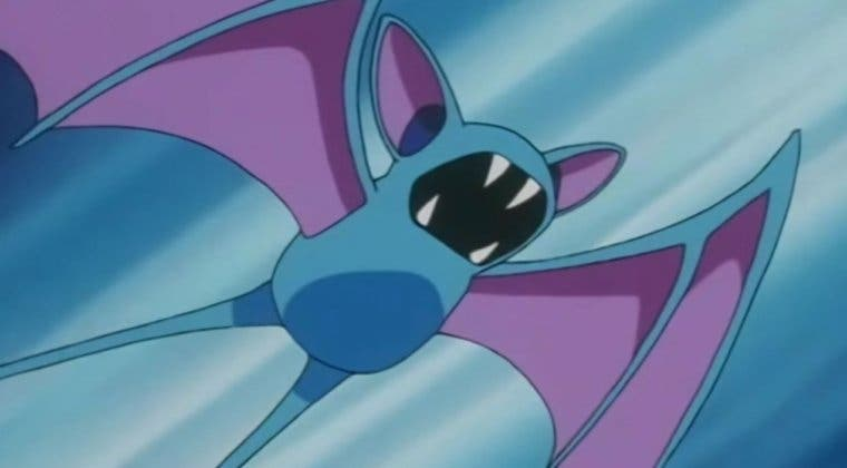 Imagen de Pokémon GO recibirá muchos Zubat en unas horas