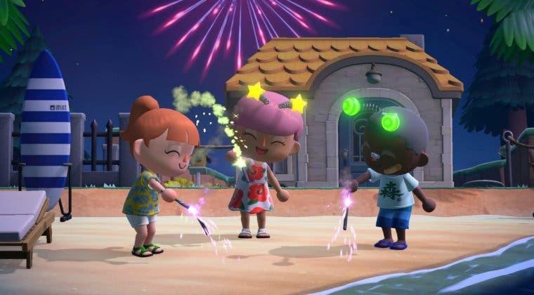 Imagen de Animal Crossing: New Horizons sigue arrasando y es el juego más vendido de agosto en España