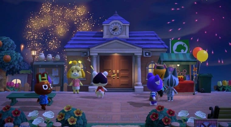 Imagen de Animal Crossing: New Horizons - guía para el evento de los fuegos artificiales, recompensas y más
