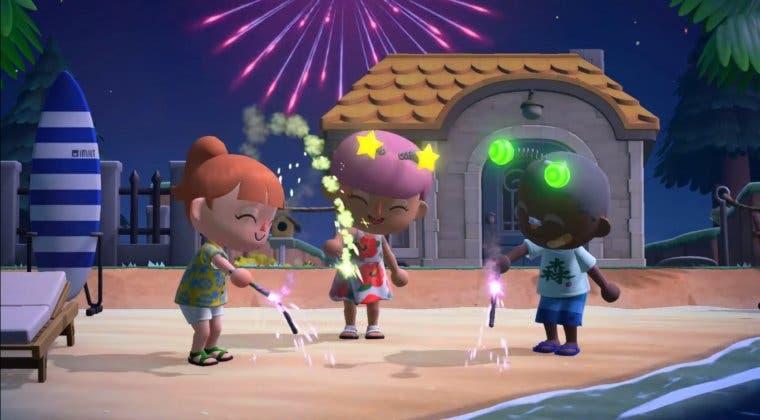 Imagen de Animal Crossing: New Horizons lidera las ventas de Nintendo y se acerca a las de Mario Kart 8 Deluxe