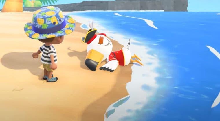 Imagen de Animal Crossing: New Horizons - todos los objetos de pirata y cómo conseguirlos