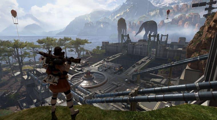 Imagen de Apex Legends contiene un grave problema para la Devotion