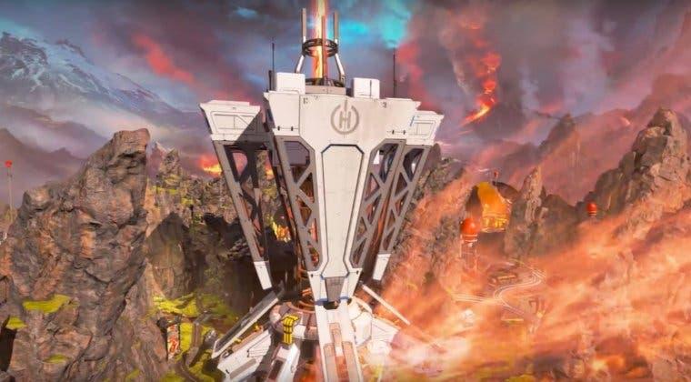 Imagen de Apex Legends filtra una versión nocturna de Fin del Mundo