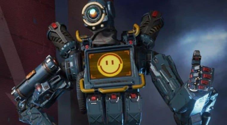 Imagen de Apex Legends: La genial referencia de la última animación de caída de Pathfinder