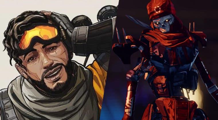 Imagen de Apex Legends: dos grandes mejoras (buff) para Revenant y Mirage que nunca llegaron