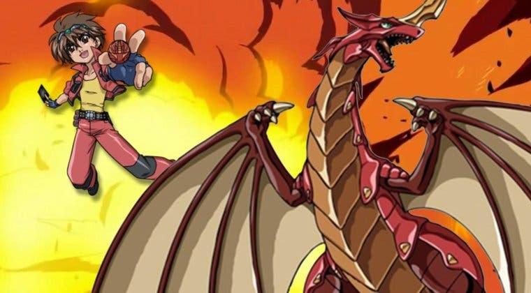 Imagen de Bakugan: Champions of Vestroia es el anuncio sorpresa de Nintendo para Switch