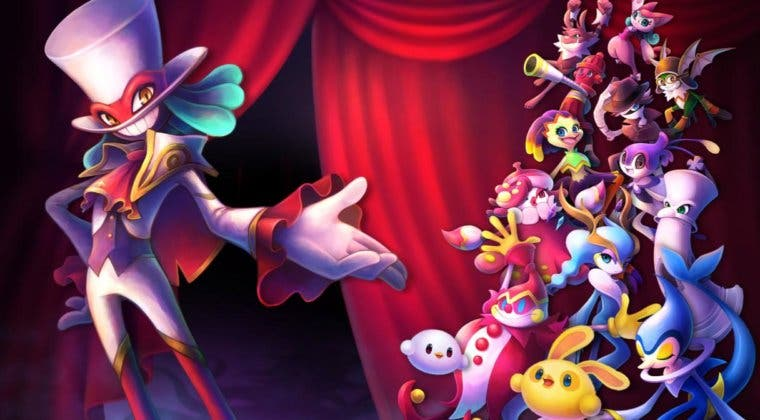 Imagen de Balan Wonderworld es el nuevo plataformas de los creadores de Sonic
