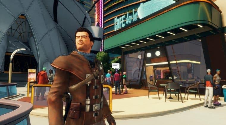 Imagen de Beyond a Steel Sky ya tiene fecha oficial para su estreno en Steam