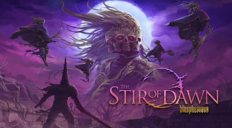 Imagen de Blasphemous presenta y fecha Stir of Dawn, su DLC gratuito