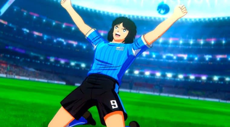 Imagen de Conoce al nuevo personaje de Captain Tsubasa: Rise of New Champions