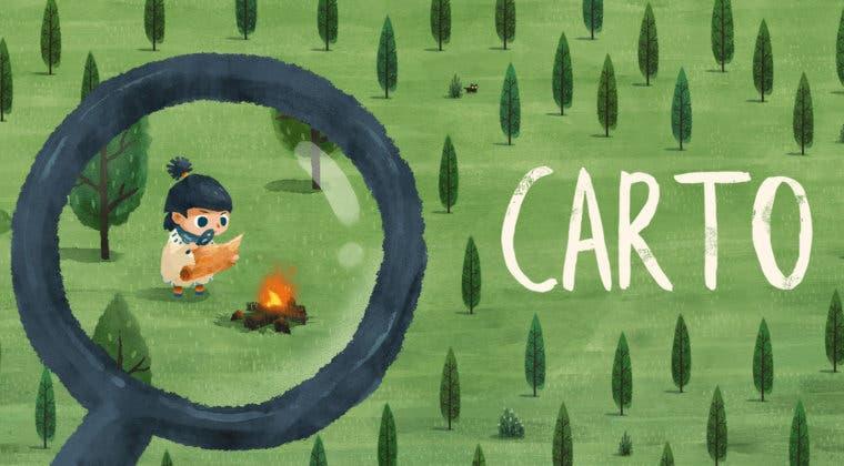 Imagen de Carto, la innovadora aventura rompecabezas, llegará a PlayStation 4, Switch y Xbox One