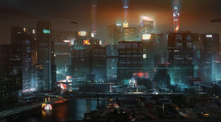 Imagen de Cyberpunk 2077 muestra más de Night City en nuevas imágenes