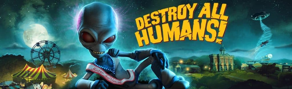 destroy all humans review logo