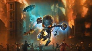 Imagen de El remake de Destroy All Humans! pone fecha a su llegada a Nintendo Switch