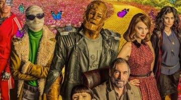 Imagen de Doom Patrol suma cinco nuevos fichajes para su temporada 3