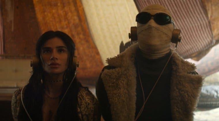Imagen de Resumen de Doom Patrol 2x07: El ataque de los Scants