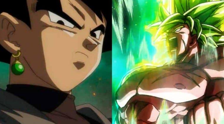 Imagen de Dragon Ball Super: ¿Black o Broly? 'La voz' de Goku escoge entre ambos villanos