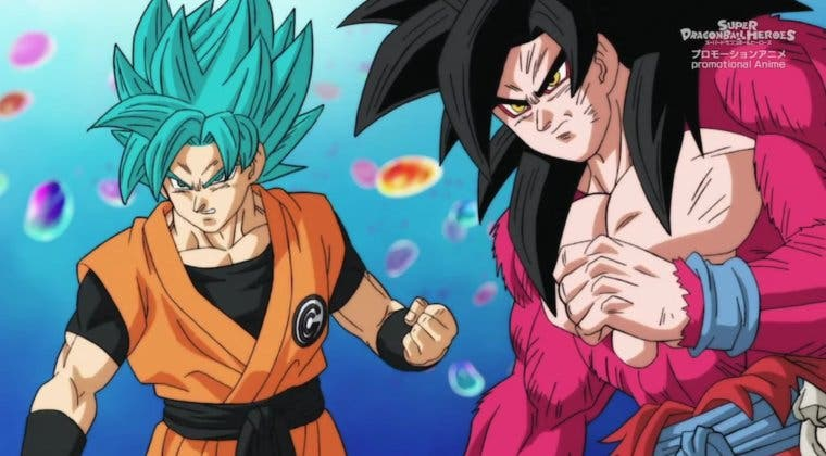 Imagen de Dragon Ball Heroes: Disponible en castellano el capítulo 25