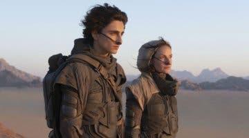 Imagen de El curioso motivo por el que Villeneuve escogió a Timothée Chalamet para Dune