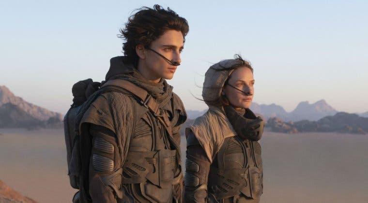 Imagen de Dune se retrasa un año en el calendario de estrenos por la Covid-19