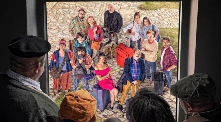 Imagen de La temporada 3 de El pueblo comienza su rodaje con el fichaje de estos dos actores