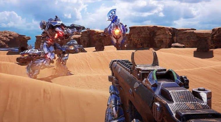 Imagen de Así es Exomecha, un nuevo FPS free-to-play para Xbox Series X, Xbox One y PC